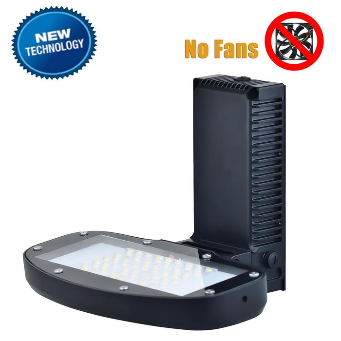 100W LED Wallpack light with Sensor
