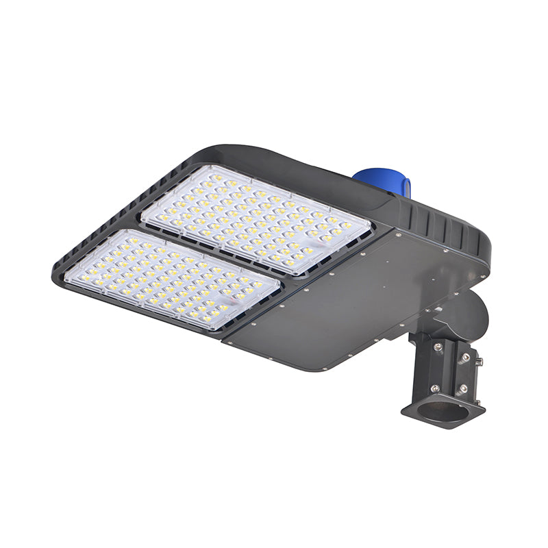 LED Shoebox Light 240W Slip Fitter Mount 5000K