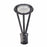 50Watt LED Post Top Pole Light DOB 5000K 6500LM