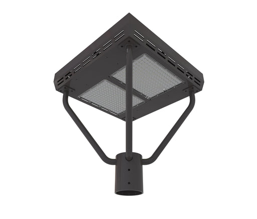 200 Watt-LED Outdoor Post Top Light-Parking Lot Area Lighting-600W MH Equal-Day White 5000K