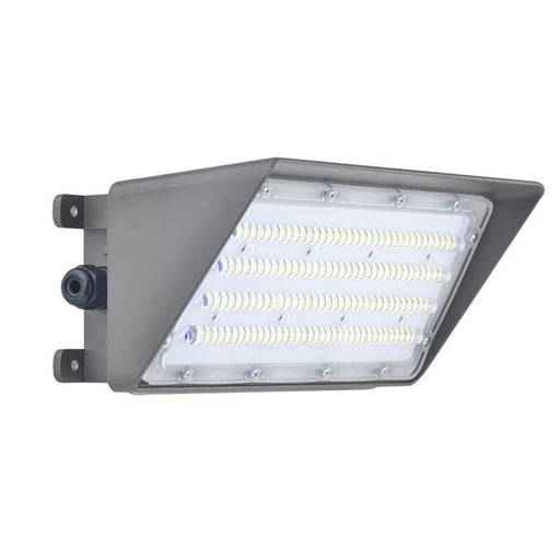 100 Watt LED Half Cut Off Wall Pack Light 5000K 12000LM