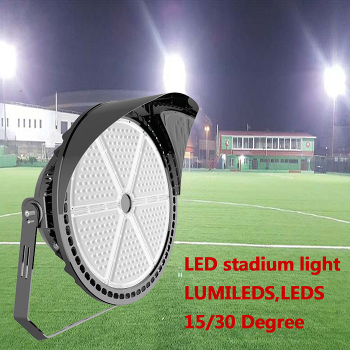 600W LED High Mast Flood Lights 5000K