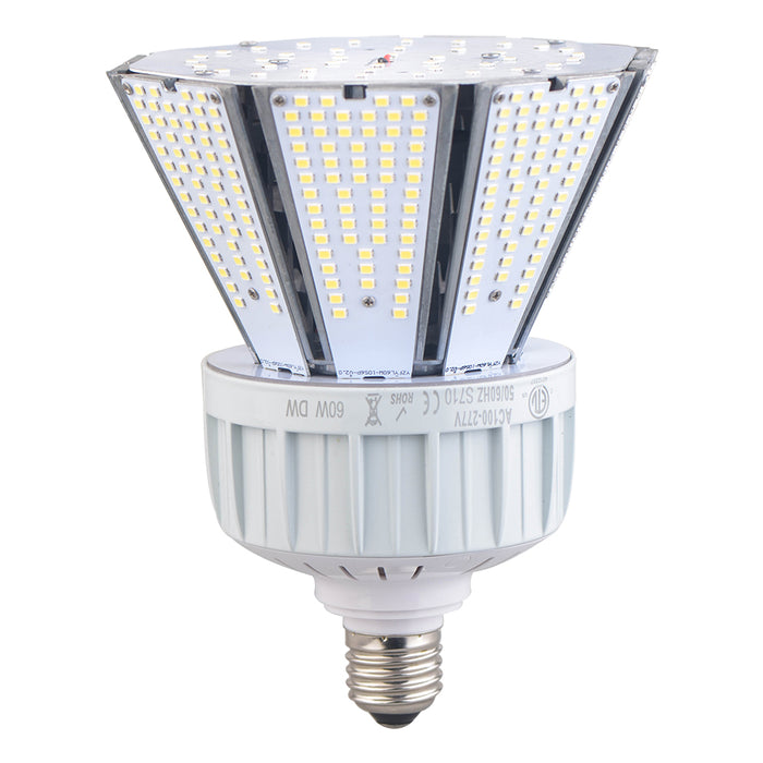 30 Watt LED Pyramid Corn Light 5000K 3600LM