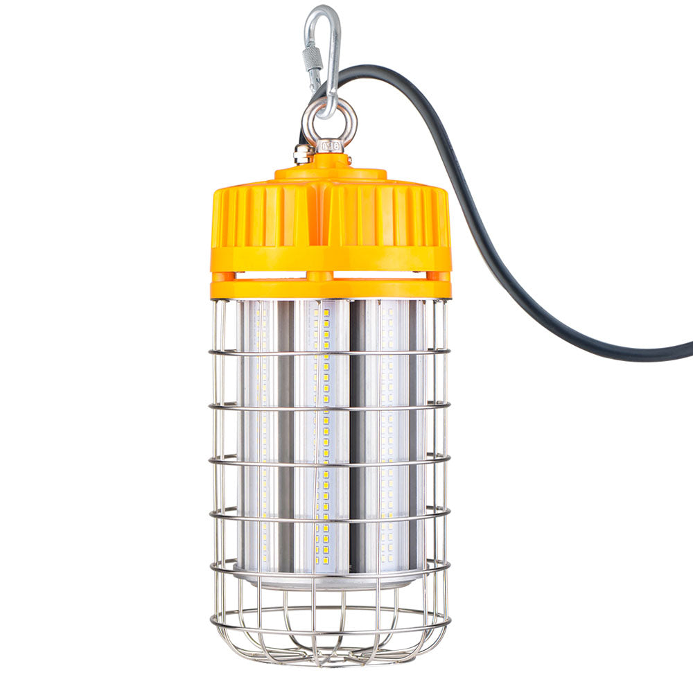 Okaybulb-150W- LED Temporary Work lights-19500 Lumens-Temporary Led High Bay Lights-5000K
