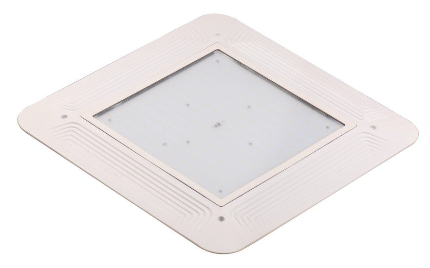 150W Type G Gas Station LED Canopy Light