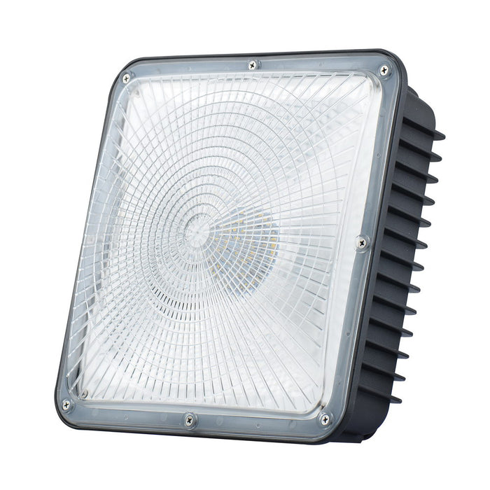 LED Canopy Lights 50 Watt-5000k-ETL-DLC