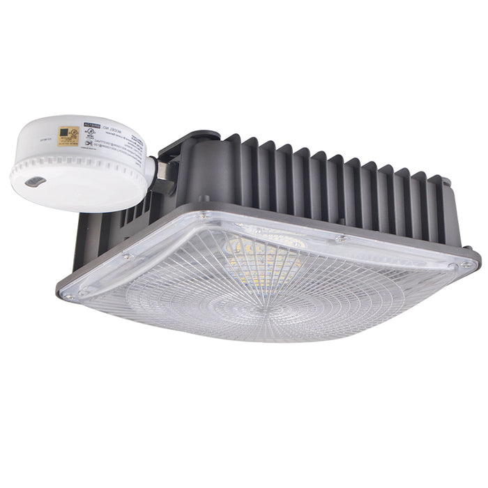 led canopy light 50w with Sensor