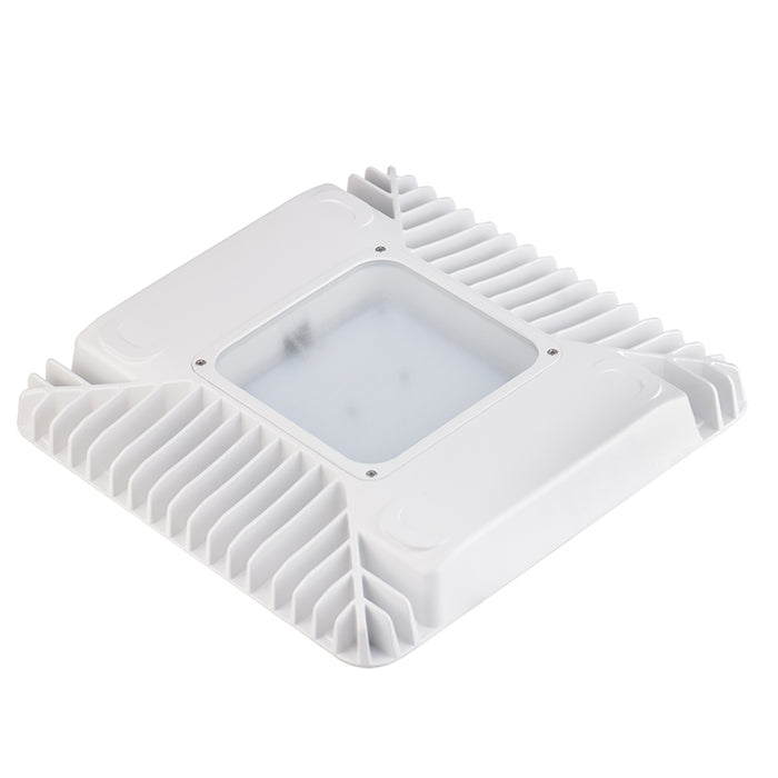 LED Gas Station Canopy Lights 60 Watt ETL Listed 5000k