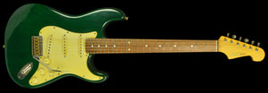 (#037) Trans-Green - Homer T Guitar Co