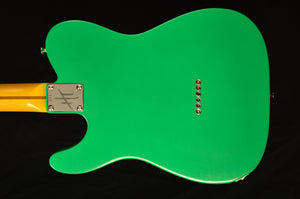 (#011) Candy Apple Green - Homer T Guitar Co