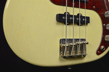 (#028) Faded Vintage White - Homer T Guitar Co