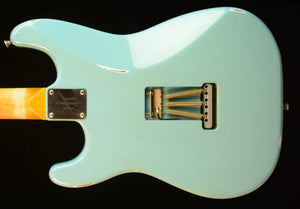 (#052) Sonic Blue - Homer T Guitar Co
