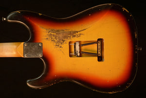 (#055) 3SB FVG HSH Floyd - Homer T Guitar Co