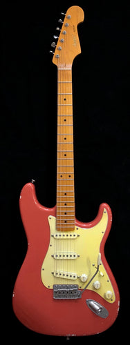 (#078) Fiesta Red - Homer T Guitar Co