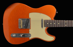 (#073) Candy Tangerine - Homer T Guitar Co