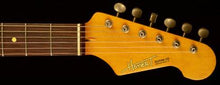 (#038) Trans-Black - Homer T Guitar Co