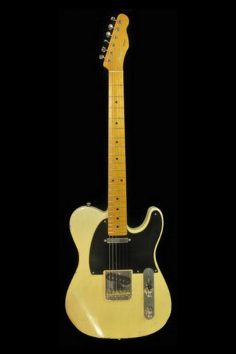 (#075) Butterscotch - Homer T Guitar Co