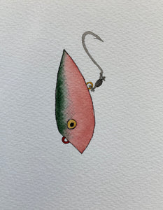 Fishing Plug Design