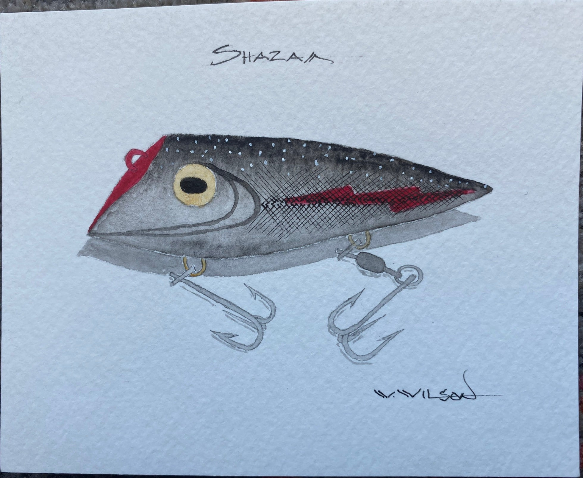 Lyman Lures - new design release - Shazam