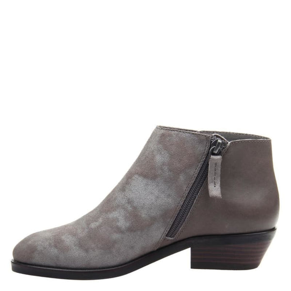 Arlett in Dark Taupe Ankle Boots | Women's Shoes by NICOLE | WOMEN FOOTWEAR