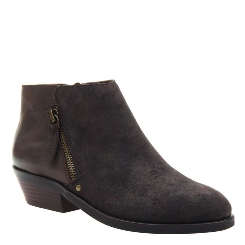 Arlett in Mocha Ankle Boots | Women's Shoes by NICOLE | WOMEN FOOTWEAR