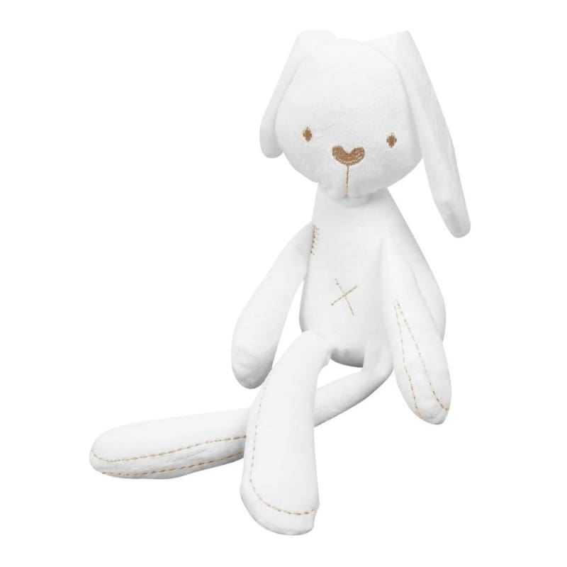Baby Boutique Nursery Decor Baby Shower Gift Small Stuffed Bunny | stuffed animal baby nursery decor