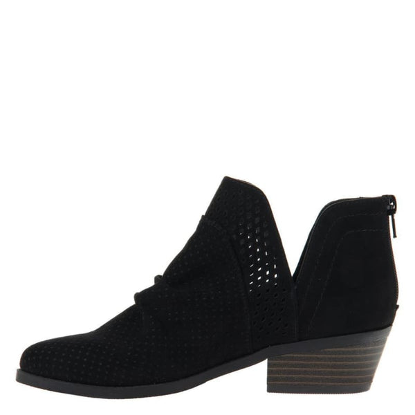 Cortex in Black Ankle Boots | Women's Shoes by MADELINE | WOMEN FOOTWEAR