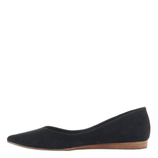 Dreamlike in Black Ballet Flats | Women's Shoes by MADELINE | WOMEN FOOTWEAR