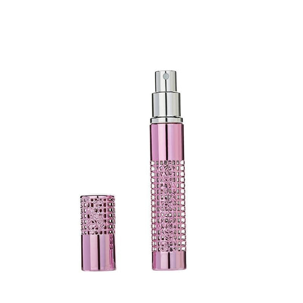 Fashion Boutique Gifts Refillable Perfume Travel Atomizer for Travel Purse or Gym Bag | Refillable Bottles