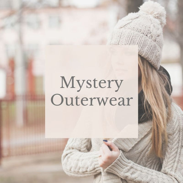 Mystery Outerwear - Jacket or Sweater | Women's Dresses