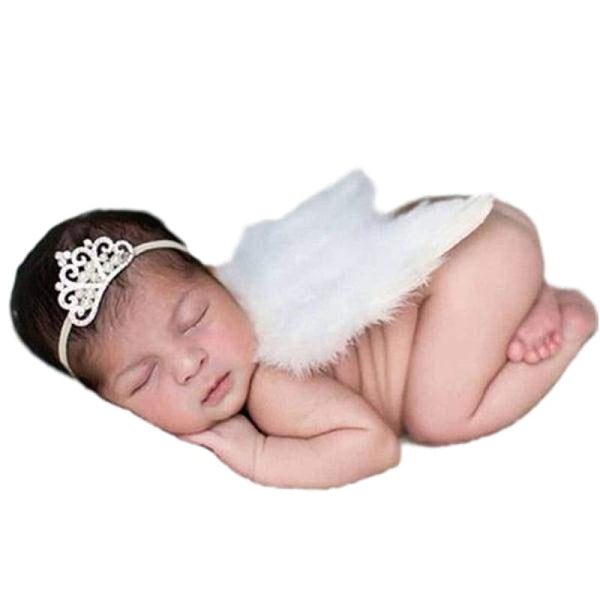 Newborn Angel Wings | Posing Props