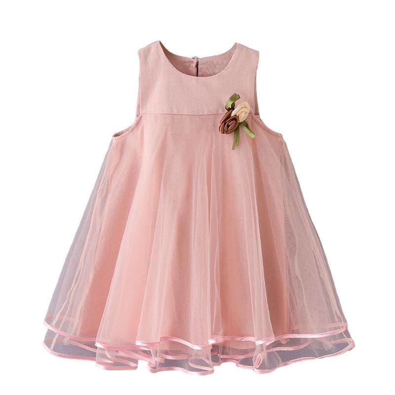 Olivia Party Dress | toddler party dress