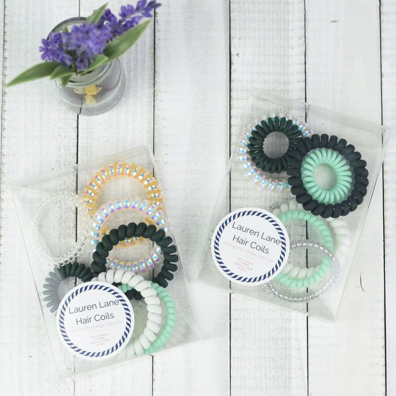St Patrick's Day Pot Of Gold Hair Coil Sets | hair accessories