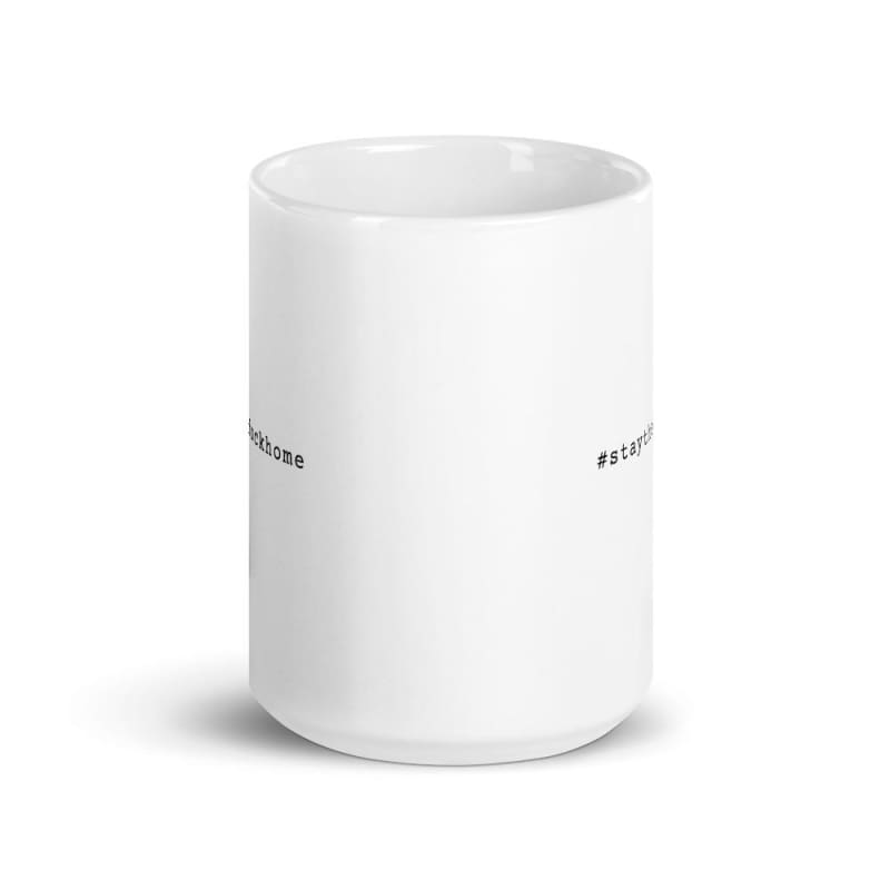 #staythefuckhome Mug | COVID-19 Social Distancing WFH Accessories | Mug