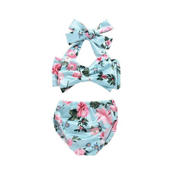 Victoria Floral Bikini | toddler swimsuit