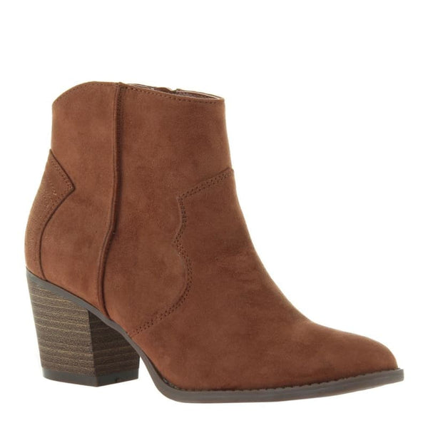 Wild West in Whiskey Ankle Boots | Women's Shoes by MADELINE | WOMEN FOOTWEAR