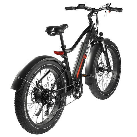 Hardtail Electric Mountain Bike-Turboant Thunder T1