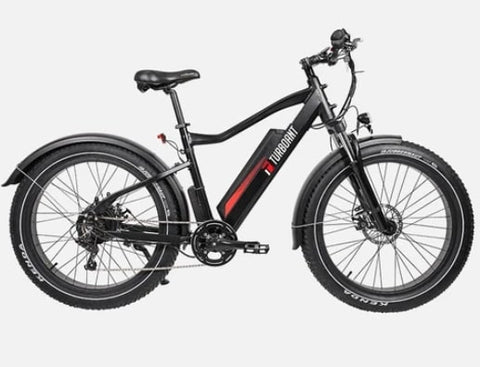 Turboant Thunder T1 Fat Tire Mountain E-Bike