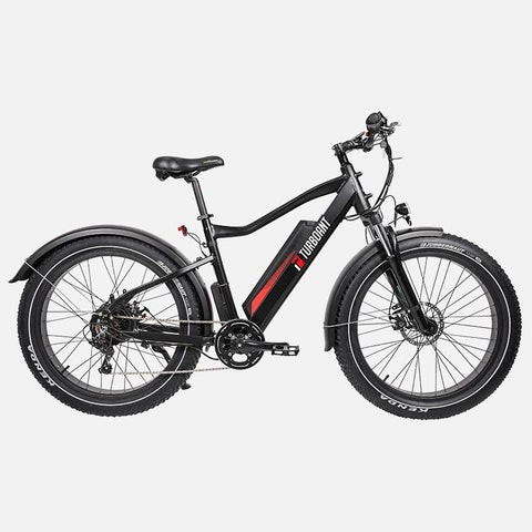 Best Electric Mountain Bike for Adults - Turboant Thunder T1
