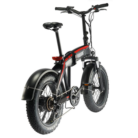 Turboant Swift S1 Electric Mini Bike-2