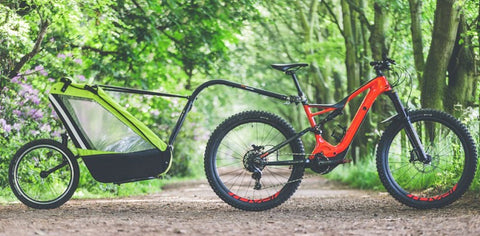 Electric Bikes with Trailer