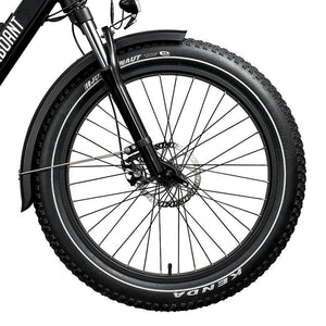 Turboant Thunder T1 Fat Tire Electric Bike