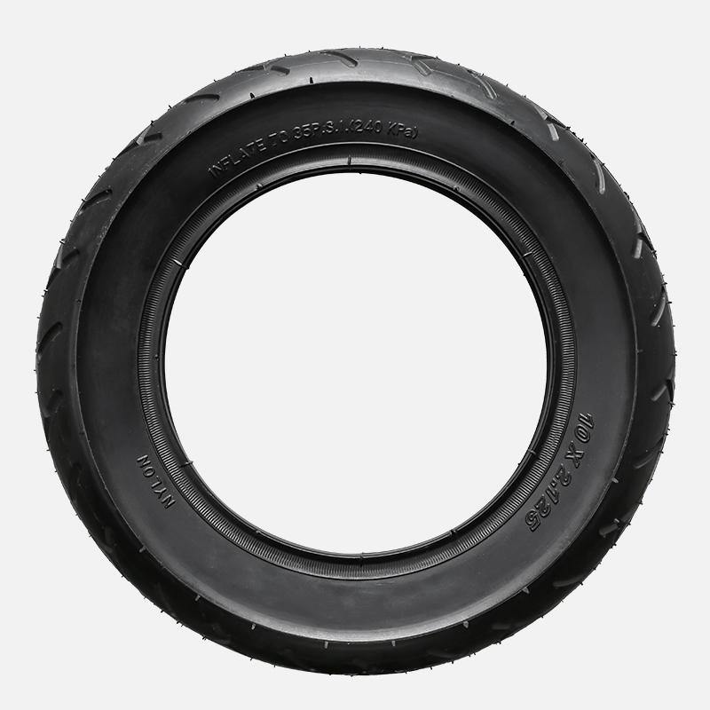 Rubber tires for the Turboant Pro electric scooter
