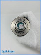 Load image into Gallery viewer, 63mm Green Monkey 3 Layer Grinder.