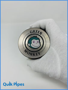 63mm Green Monkey 3 Layer Grinder.