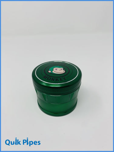 63mm Green Monkey Dome Grinder Green.