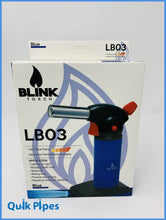 Load image into Gallery viewer, Blink LB03 Butane Torch Blue.