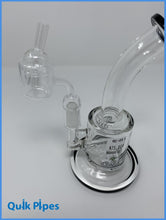Load image into Gallery viewer, Righteous Glass Quality Dab Rig.