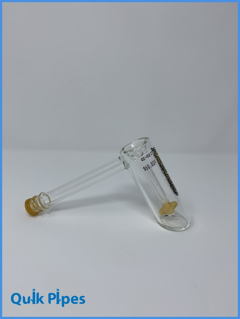 Sesh Supply Pollux Bubbler Mango.