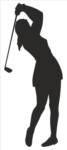 Golfer - Female